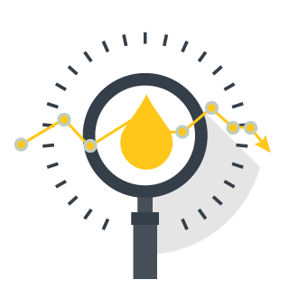 Request a Rate Fuel Icon
